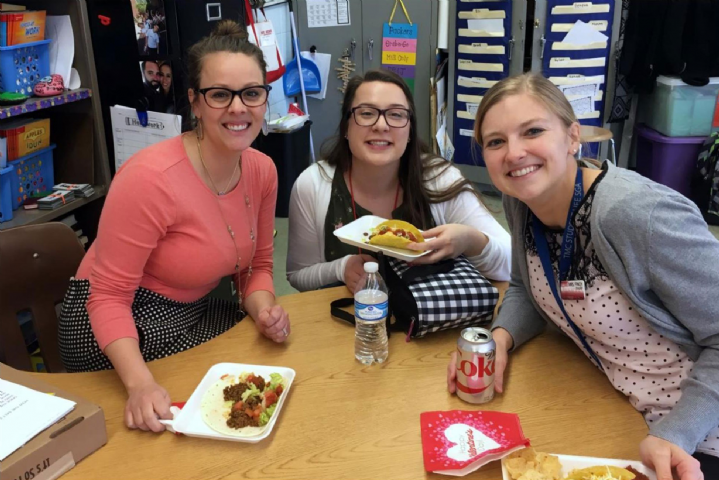 Miss Dwyer's Class Taco Party #9