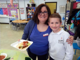 Miss Dwyer's Class Taco Party #6