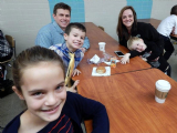 CSW Donuts with Parents #15
