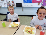 Miss Dwyer's Class Taco Party #4