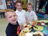 Miss Dwyer's Class Taco Party #5