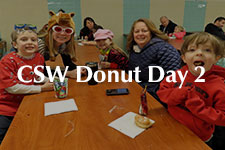 2019 CSW Donut Day (Thursday)