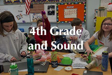 2019 4th Grade and Sound