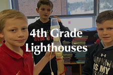 2019 4th Grade Lighthouses
