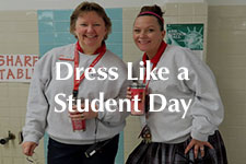 2019 CSW Dress Like a Student