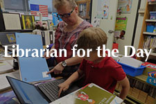 2019 Librarian for a Day