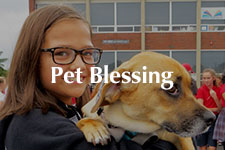 2018 Pet Blessing
