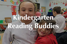 2019 Kindergarten Reading Buddies