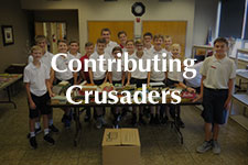 Contributing Crusaders