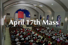 2019 April 17th Mass