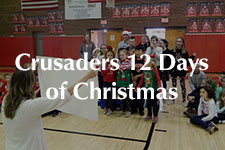2018 Crusaders 12 Days of Christmas