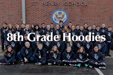 2019 8th Grade Hoodies