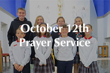 2018 October 12th Prayer Service