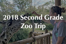 2018 Second Grade Zoo Trip