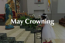 2019 May Crowning