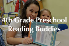 2019 4th Grade Preschool Reading Buddies