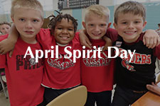 2019 April Spirit Day
