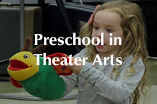 2019 Preschool in Theater Arts