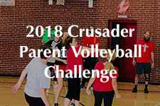2018 Crusader Parent Volleyball Challenge