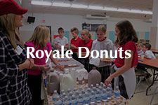 2018 Royale Donuts