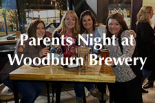 2018 Parents Night at Woodburn Brewery