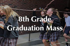 2019 8th Grade Graduation Mass
