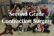 2nd Grade Contraction Surgery