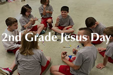 2019 Second Grade Jesus Day
