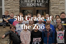 2019 5th Grade at the Zoo