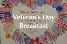 2018 Veterans Day Breakfast