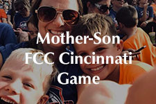 Mother-Son FC Cincinnati Game