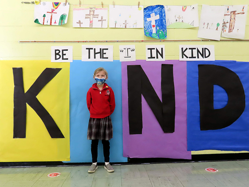 2020 Third Grade Be Kind Day
