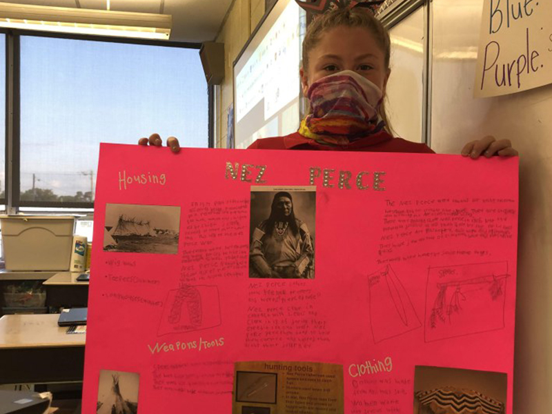 2020 Native American Projects